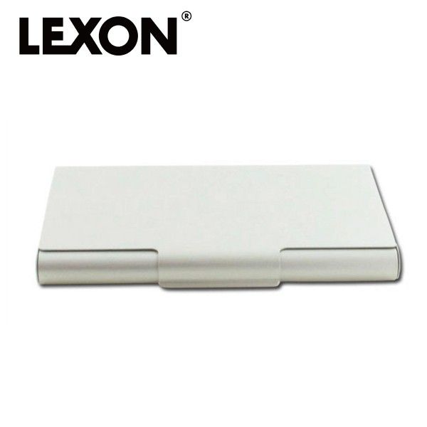 LEXON レクソン 名刺入れ カードケース シンプル 名刺…