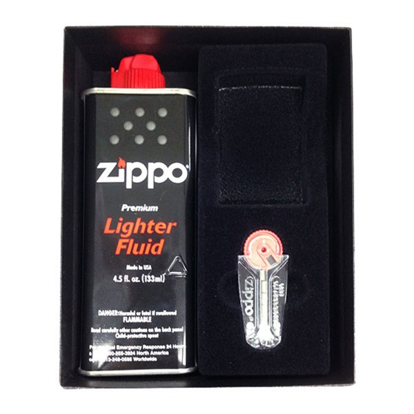 zippo ジッポーライターボックス(新)
