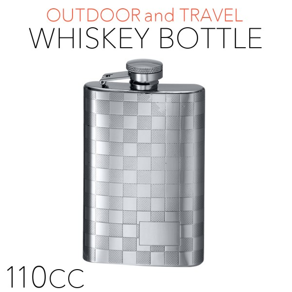 ウィスキーボトル ステンレスウィスキーボトル ジョウ…