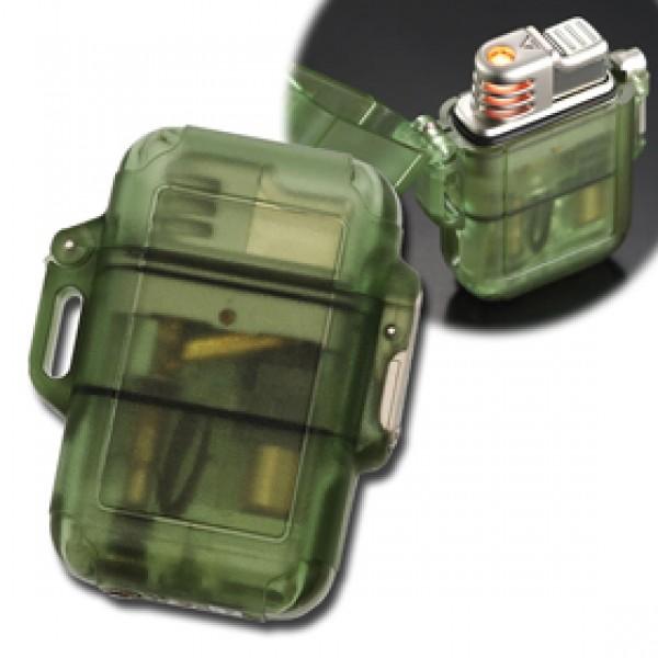 ターボライター ガスライター ZAG 362-0029-01 グリー…
