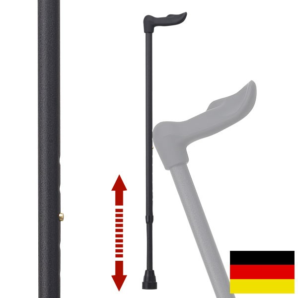 杖 ステッキ ドイツ製リハビリ用ステッキ(フィッシャ…