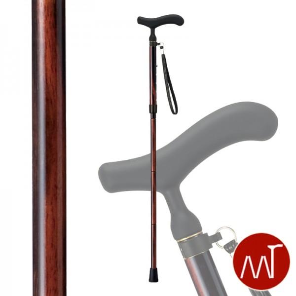 杖 折りたたみ 軽量 折りたたみ式杖 カーボン製 愛杖 C…