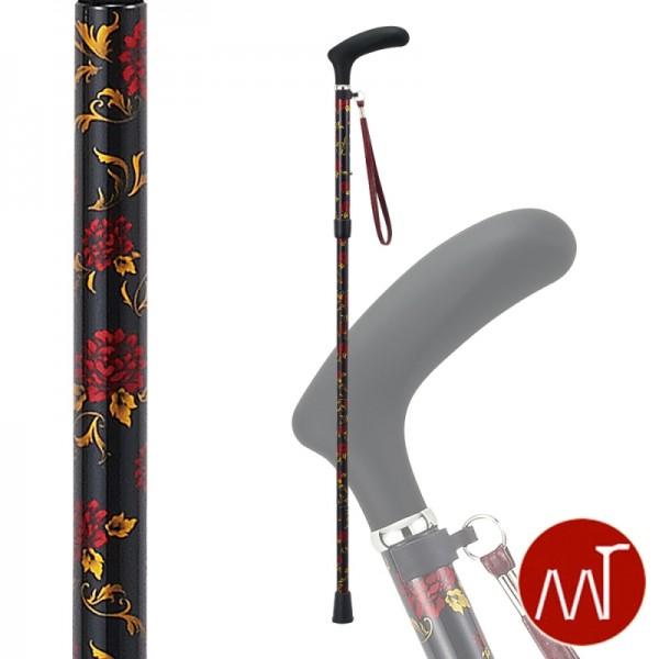 杖 折りたたみ 折りたたみ式杖 軽量 カーボン 愛杖 C-1…