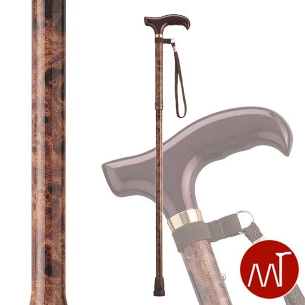 杖 折りたたみ 軽量 折りたたみ式杖 愛杖 先ゴム・スト…