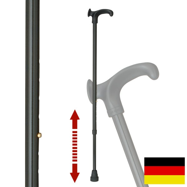 杖 ステッキ ドイツ製リハビリ用ステッキ(アナトミー…