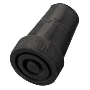 取り替え用 愛杖先ゴム16mm 黒