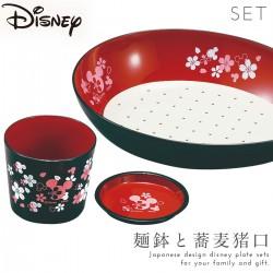 ディズニー 食器セット 和 和食器 そば猪口 蕎麦猪口 セット ミッキーSI 麺鉢 蕎麦猪口セット