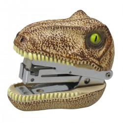恐竜 グッズ 文房具 ステープラー ホッチキス おもちゃ ステープラー ヴェロキラプトル ユニーク雑貨特集 文具 ステーショナリー