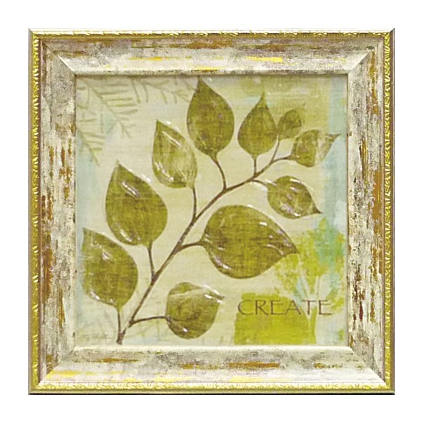 アートパネル ミニアート ウォールパネル インテリアパネル 絵画 絵 グリーン 観葉植物 インテリア 玄関 モマランクリエイト ボタニカル アートフレーム