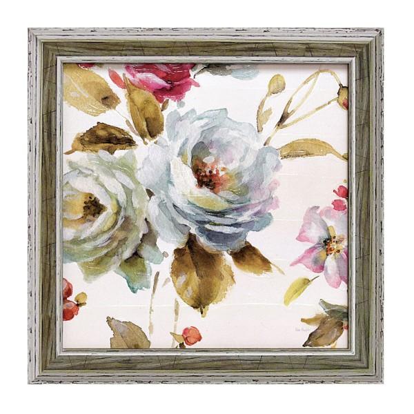アート 壁掛け インテリア 絵画 花 フラワー 額入り アートパネル リサ オーディット ビューティフル ロマンス6