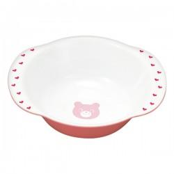 小鉢 子供用 キッズ 食洗機対応 食洗器対応 レンジ対応 山中塗 レンジスナック小鉢 クマ Y15118-3