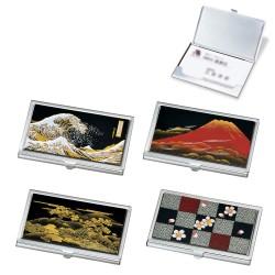カードケース 名刺入れ 和柄 漆芸カードケース