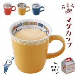 マグカップ おしゃれ かわいい おまち堂 ハチマグ