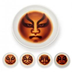 醤油皿 しょうゆ皿 おしゃれ 歌舞伎醤油皿
