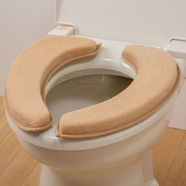 便座シート 便座クッション トイレ うっとりふわもち便…