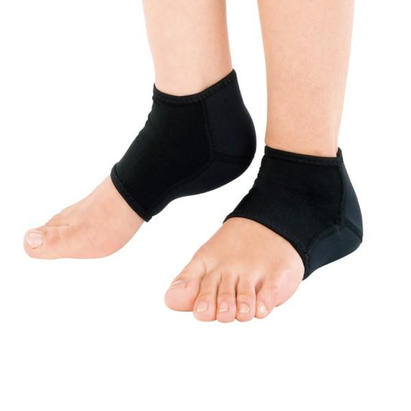 靴下 かかと 保湿 チタン 素足小町 レギュラー