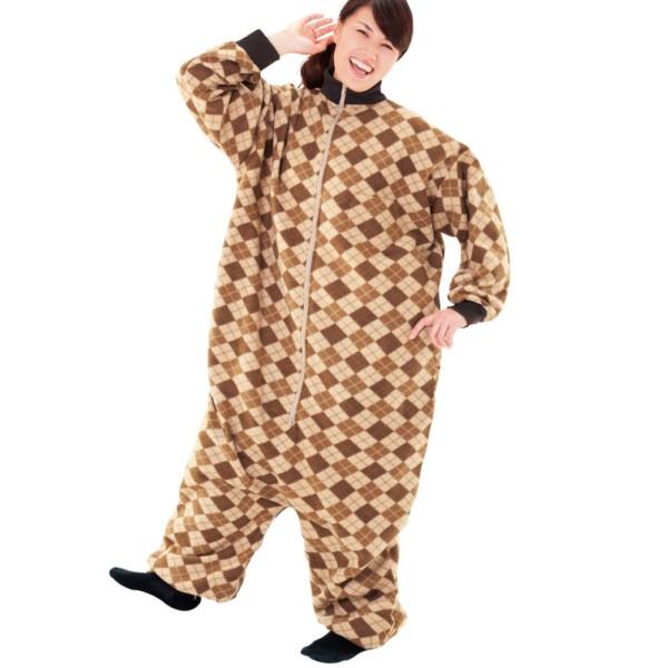 着ぐるみ パジャマ 大人 フリース だんらんウェア アー…
