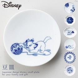 ディズニー 食器 ミッキー 和食器 お皿 取り皿 小粋染付 小皿 豆皿 ディズニー 大人かわいい おしゃれ お正月