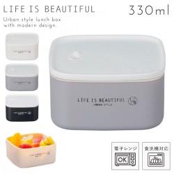 弁当箱 フルーツ用 デザート サブ 電子レンジ対応 食洗機対応 電子レンジ対応 アーバンスタイル サイドケースS 全3色