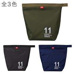 ランチバッグ お弁当バッグ カフェ風 おしゃれ ANCIENT クラッチバッグ 11 全3色