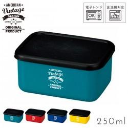 レンジパック 保存容器 食洗機対応 レンジ対応 アメリカンビンテージ ランチプラス S