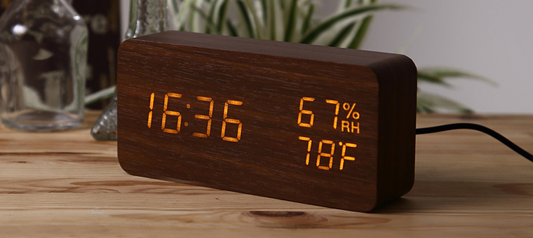 ぬくもり×洗練のウッド時計特集